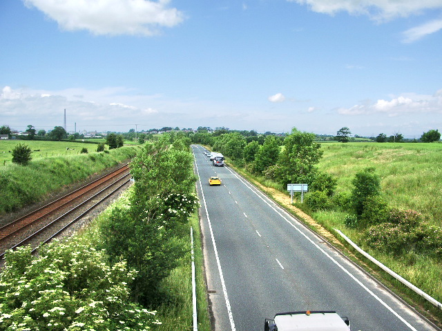 Road and railway