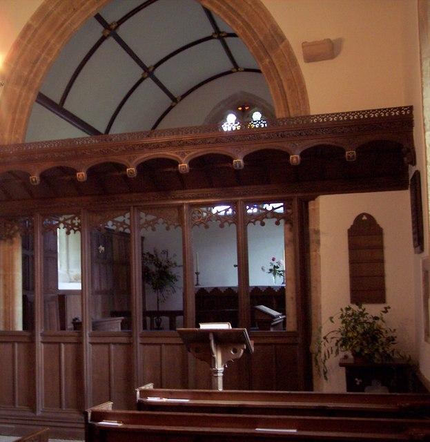 Church of St Michael - Interior