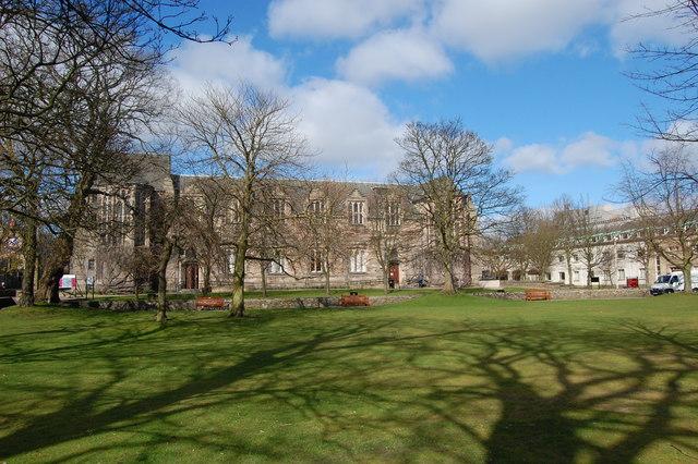 New King's Buildings, University of Aberdeen