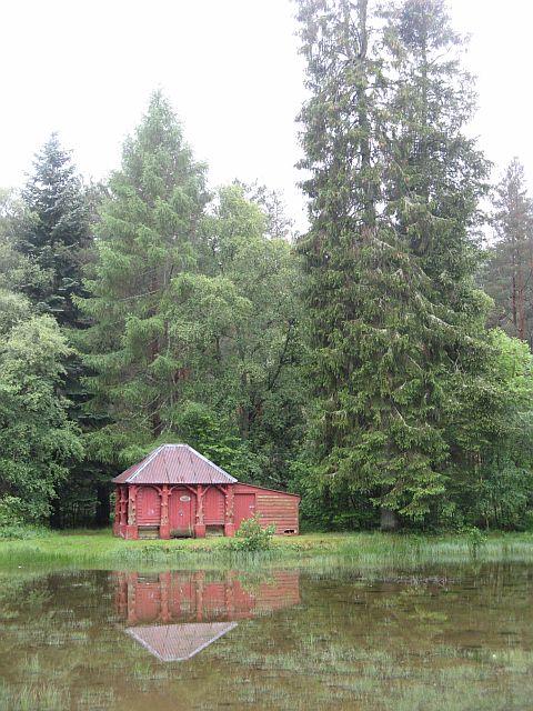 Curling pond, Burnett Park