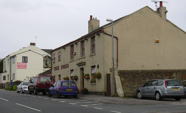 Pack Horse Elton Road Belthorn