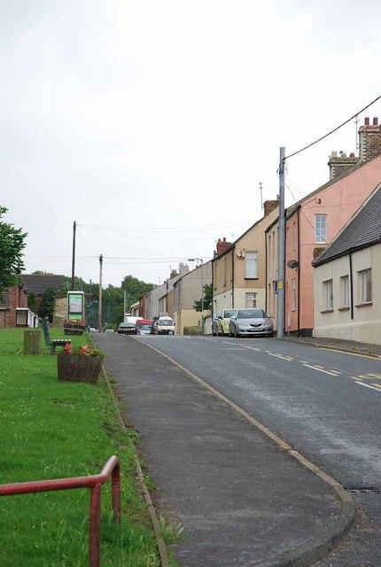 Byers Green High Street