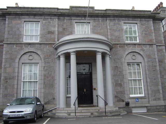 Royal Northern & University Club