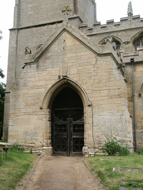 St Michael & All Angels, Heydour
