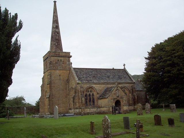 The Church of the Blessed Virgin Mary, Compton Pauncefoot