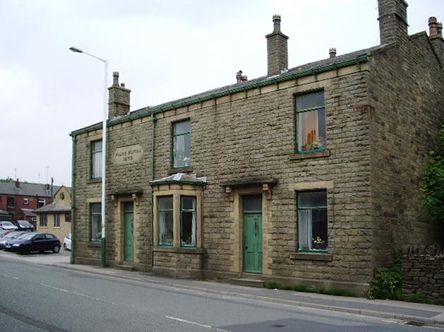 Old Police Station (Built 1879)