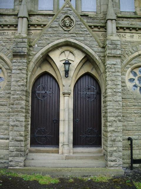 Doors, The Parish Church of St John the Evangelist, Facit