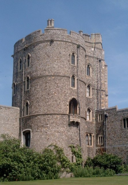 Tower at Windsor Castle
