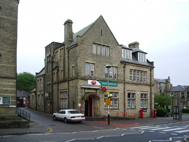 Post Office, Bacup