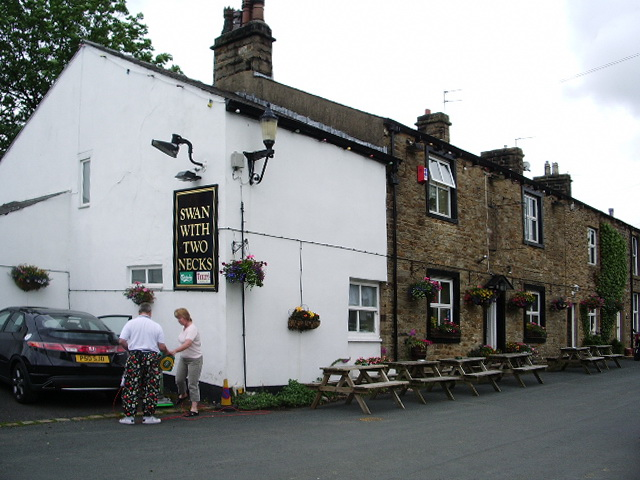 The Swan with Two Necks, Pendleton