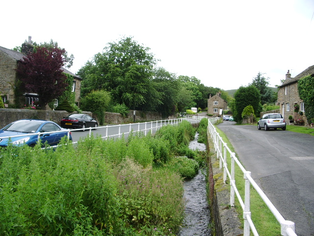 Pendleton Brook, Pendleton