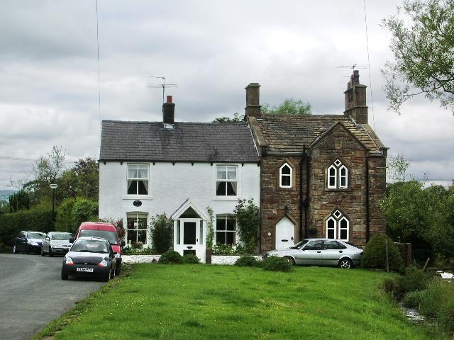 Lyndhurst and Holly House, Pendleton