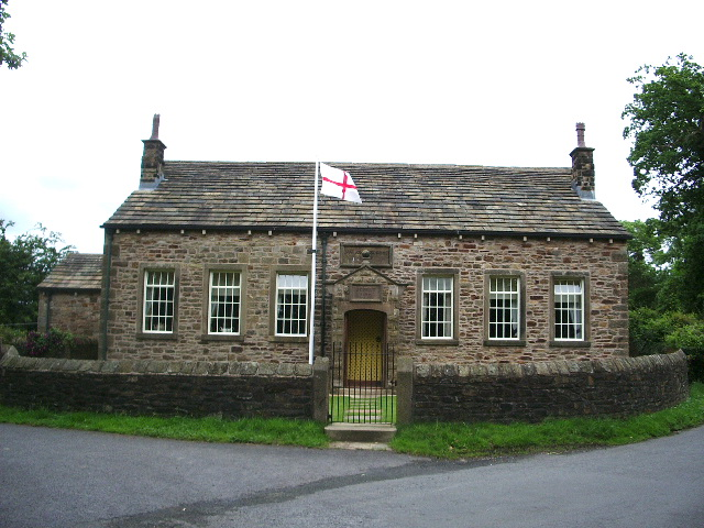 The Old National School, Pendleton
