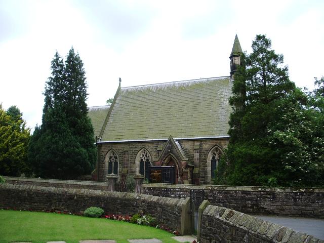 The Parish Church of All Saints, Pendleton