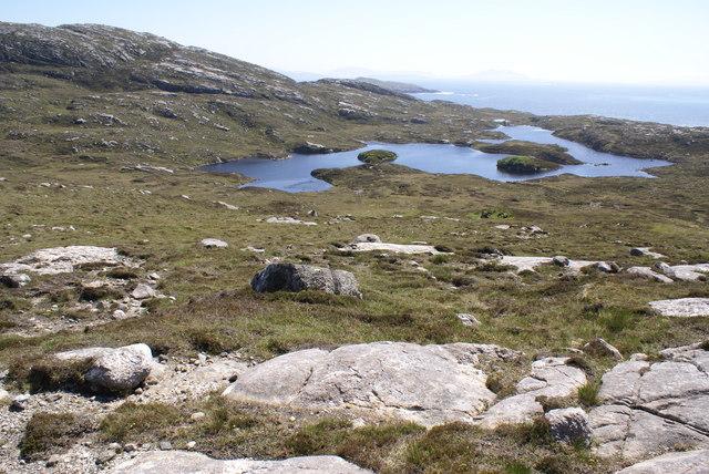 Scarp - Loch Uidemul