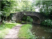 SO3105 : Bridge over the Monmouth & Brecon Canal by Claire Seyler