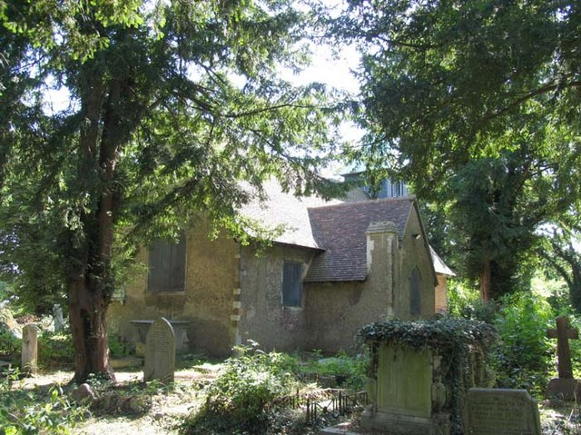 St Andrew Old Church, Kingsbury, London NW9