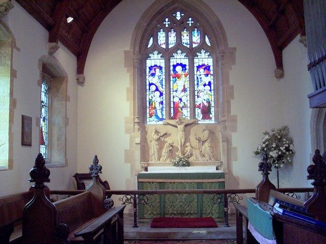 Church of St Thomas a Becket - Interior