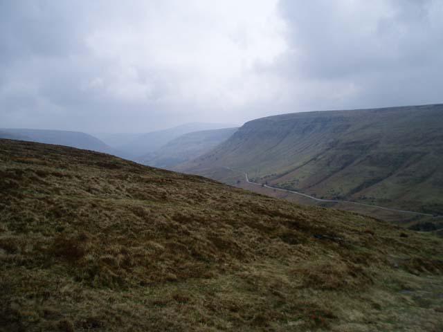View of Gospel Pass