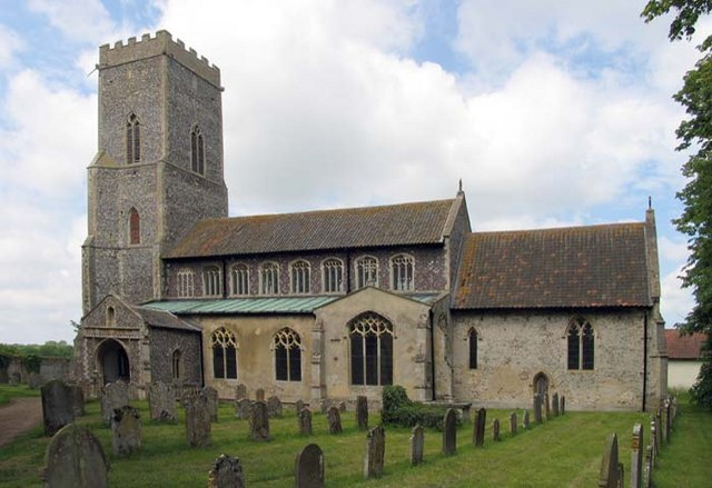 St Mary, Great Witchingham, Norfolk