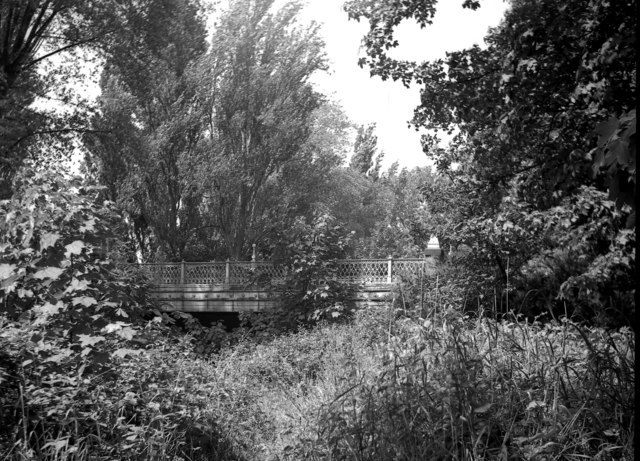 Iron Bridge, Basingstoke Canal