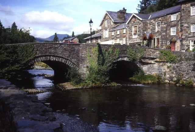 Bridge at Beddgelert