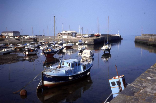 Harbour at Aberaeron