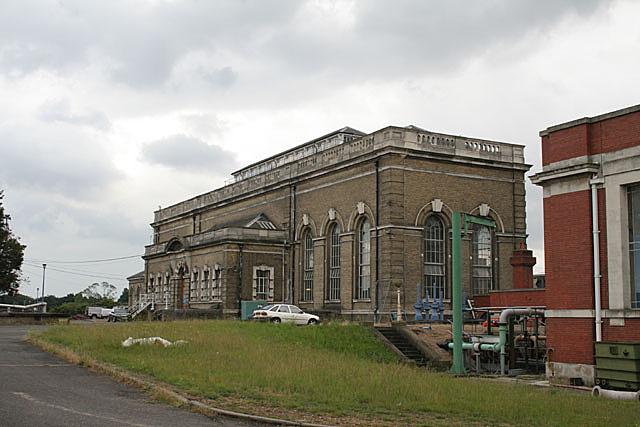 Kempton Waterworks, Lilleshall Engines Pumphouse