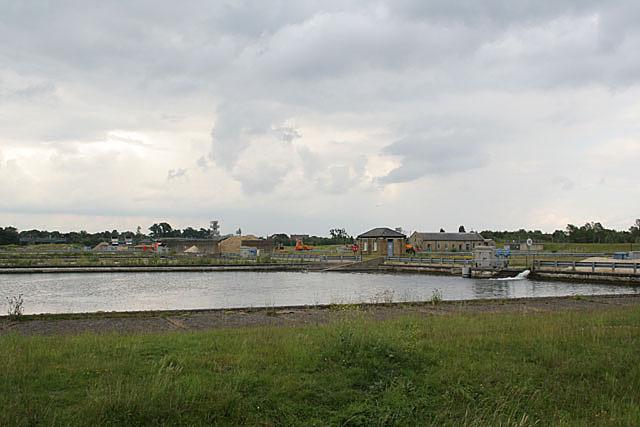 Kempton Waterworks, Filter beds