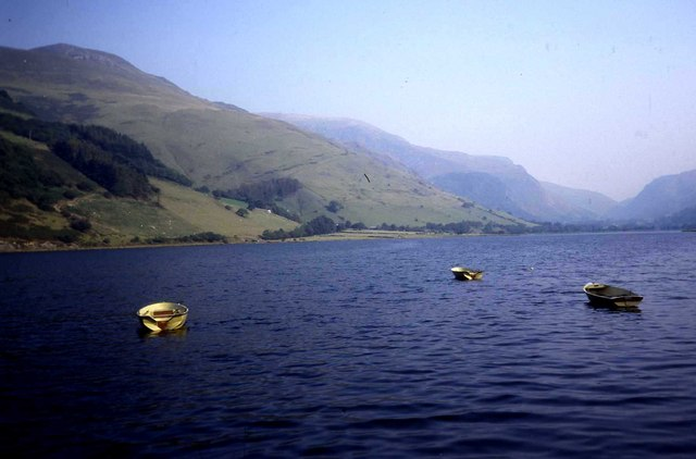 Tal-y-llyn Lake