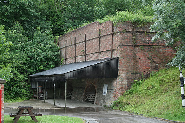 No.2 Lime Kilns