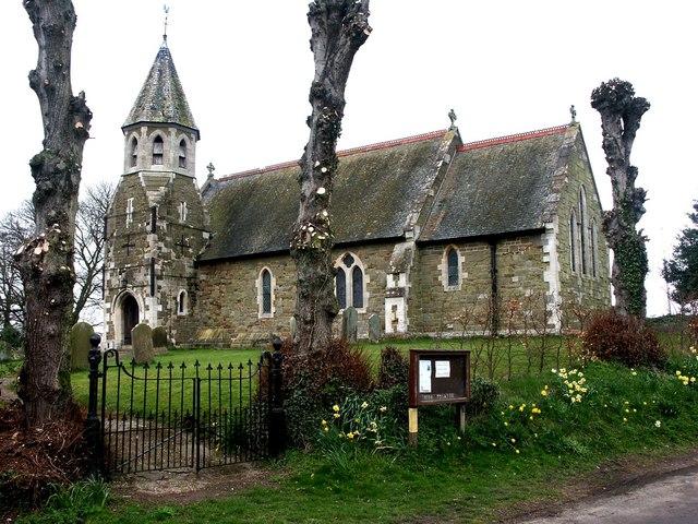 St John the Baptist, High Toynton