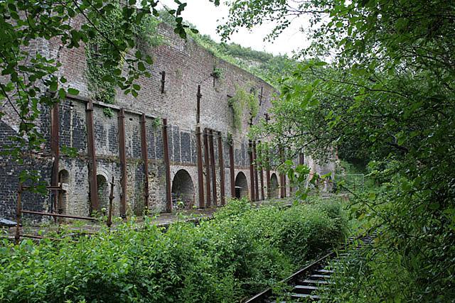 De Witt lime kilns, Amberley working museum