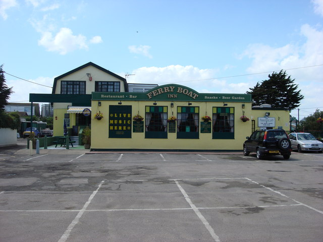 Ferry Boat Inn, Point Clear