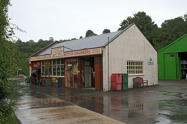 Motor Engineers, Amberley working museum