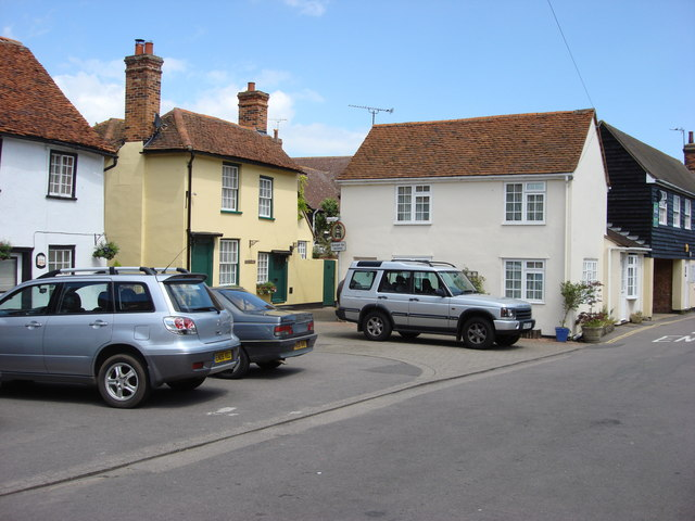 Church Square, St Osyth