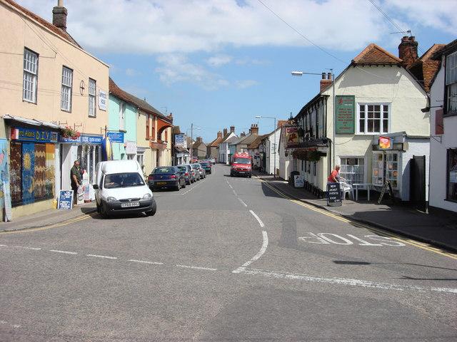 Clacton Road