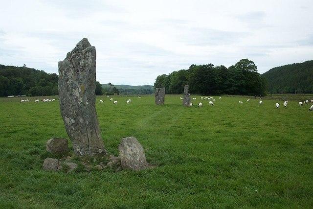 Nether Largie Standing Stones