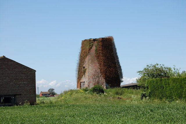 Lutton Gowts, Sneath's Mill, Lincolnshire