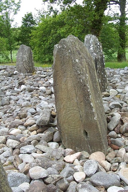 Templewood stone circle