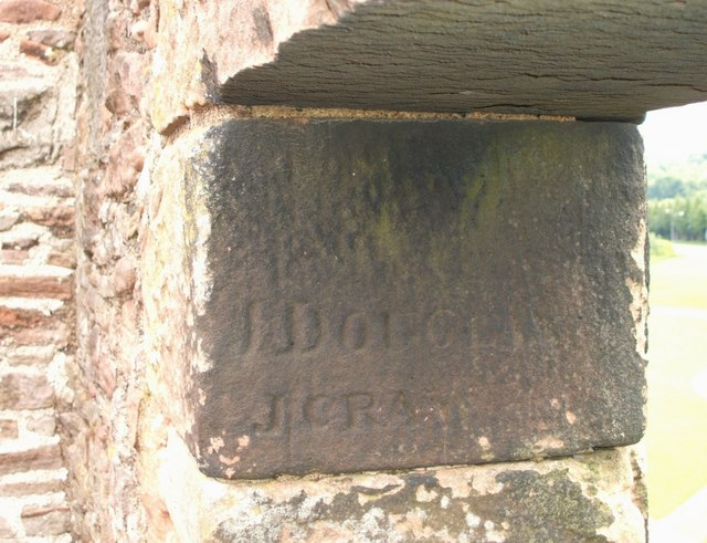 Battlements Inscription