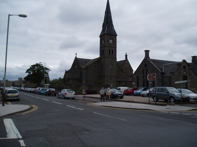 Broughty Ferry New Kirk, St Aidan's