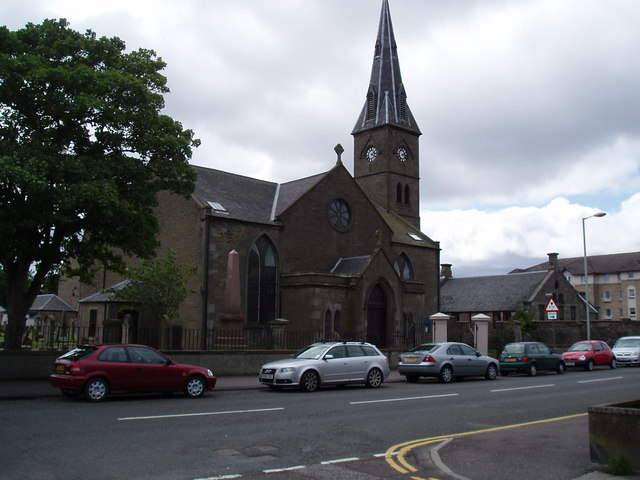 Broughty Ferry New Kirk, St Aidan's, Brook Street