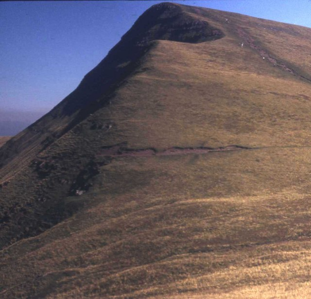 Cribyn summit