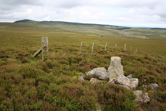 Cairn, Bewick Moor