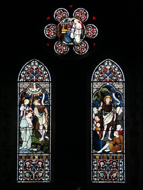 Interior of St John the Baptist, High Toynton