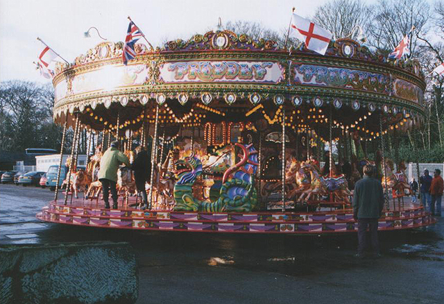 Carousel, Tatton Park