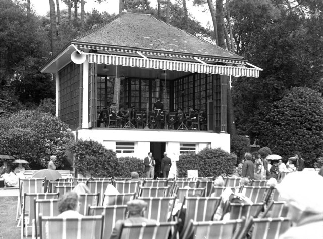 Music in the Pavilion Gardens, Bournemouth