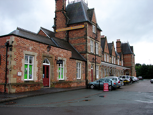 The Old Railway Station, Welshpool