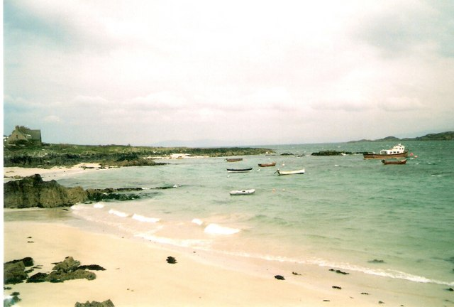 Beach near the Jetty